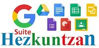 G Suite Hezkuntzan