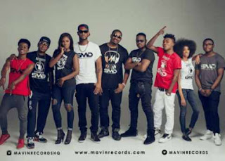 Mavin Records Artists