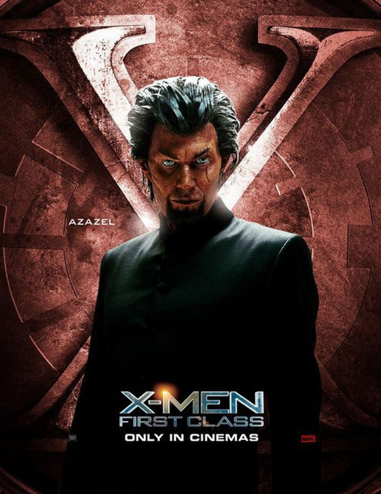 the official posters of x men first class click on a poster to enlargeX Men First Class 2 Poster
