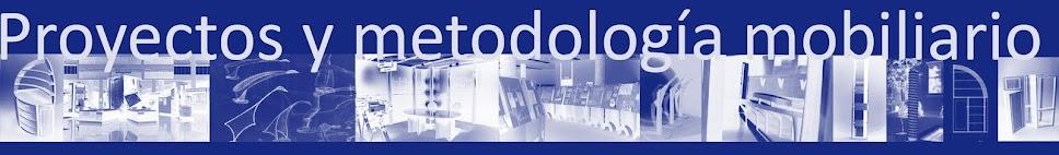 Proyectos y metodologia: Mobiliario