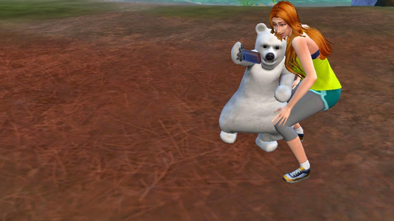 sims 4 bear