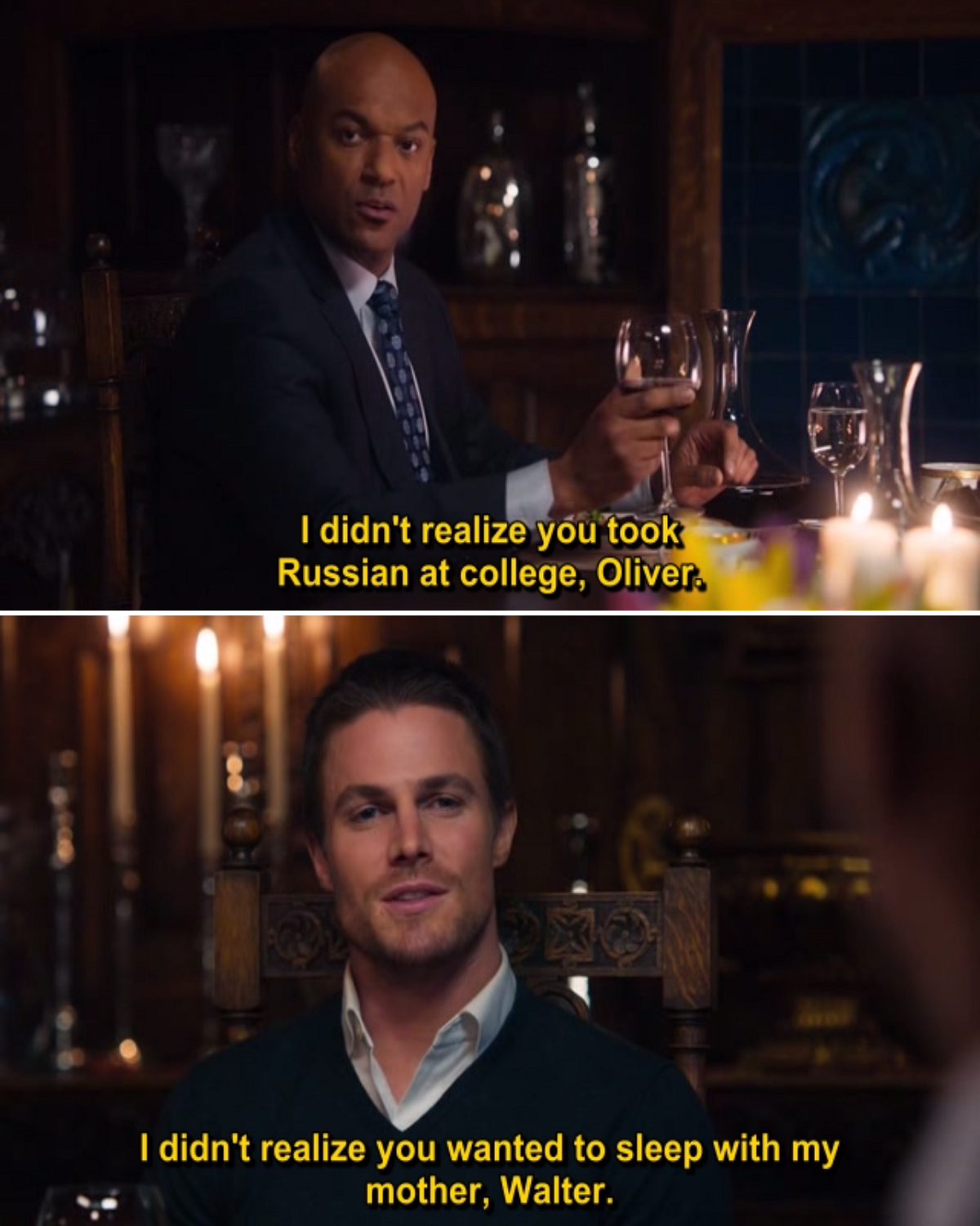Arrow Season 1 Quote-2