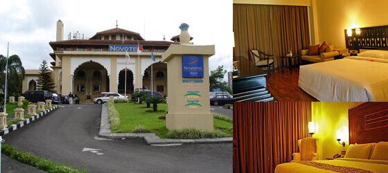 NOVOTEL BUKITTINGGI HOTEL REKOMENDASI DEKAT JAM GADANG