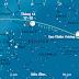 Năm hành tinh và một sao chổi tỏa sáng trên bầu trời tháng 11