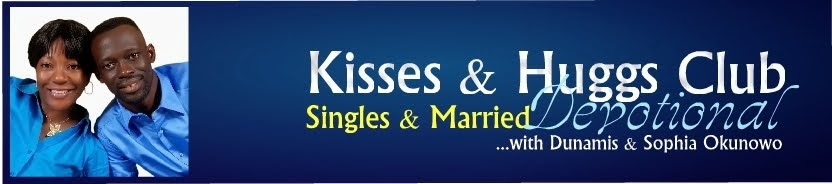 Kisses and Huggs Devotional for Singles and Married Couples