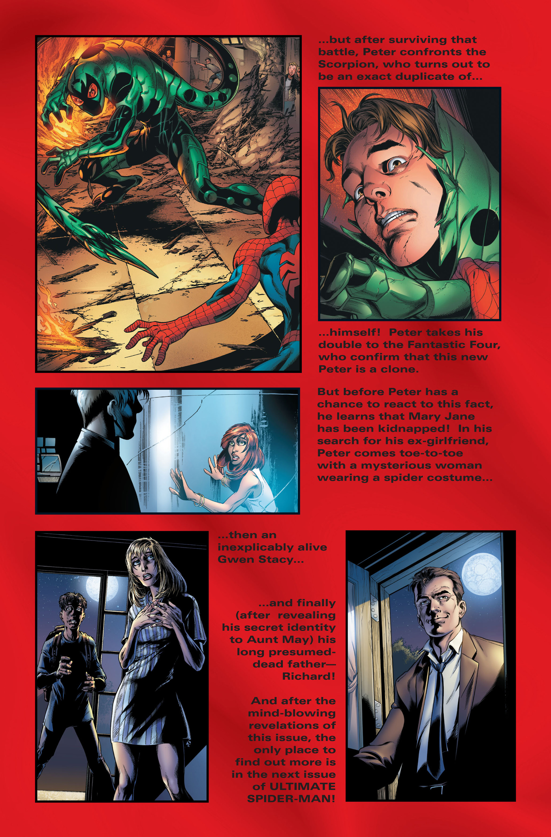 Ultimate Spider-Man (2000) Issue #100 #104 - English 49