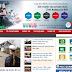 Template Blogger tin tức đẹp chuẩn SEO tải về miễn phí