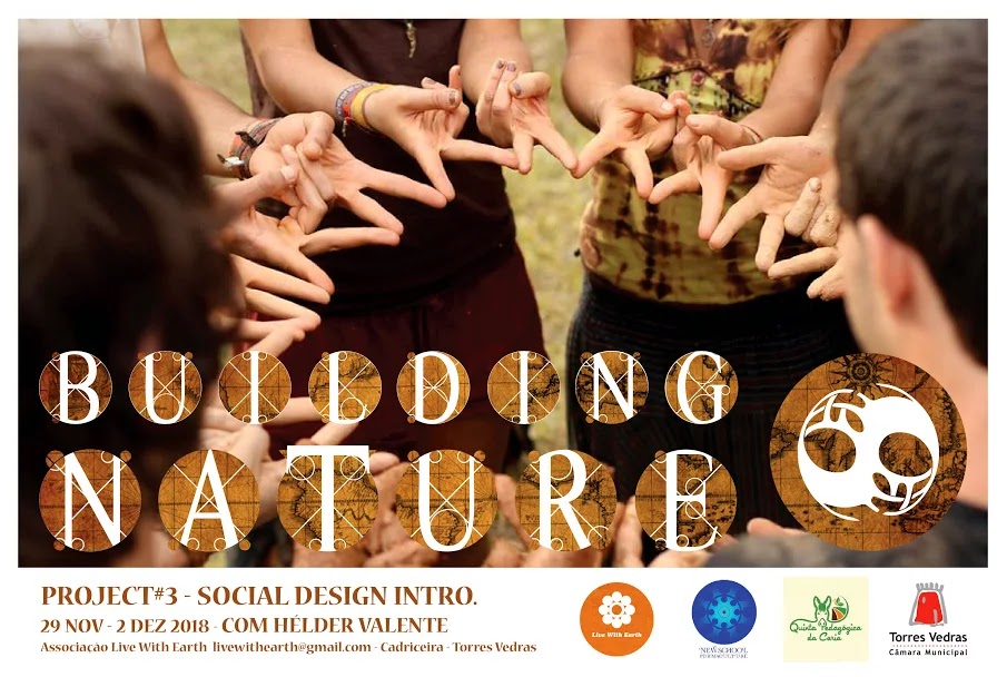 Curso de Introdução a Permacultura Social - Lisboa
