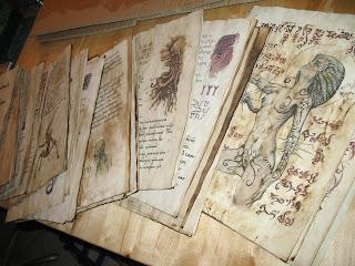Grimoire : Créer les pages