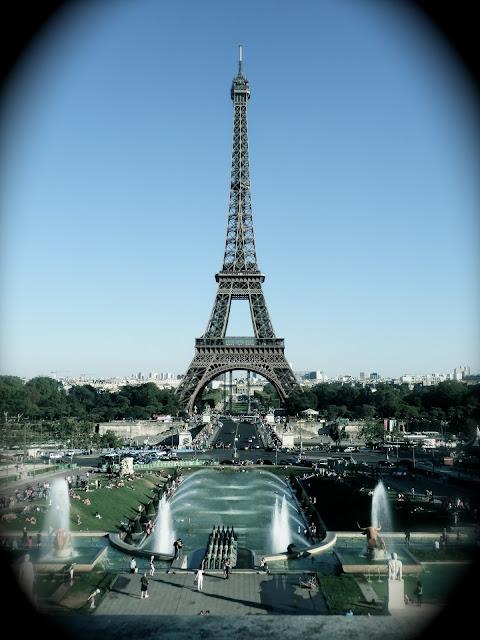 Eiffel Tower; Trocadero