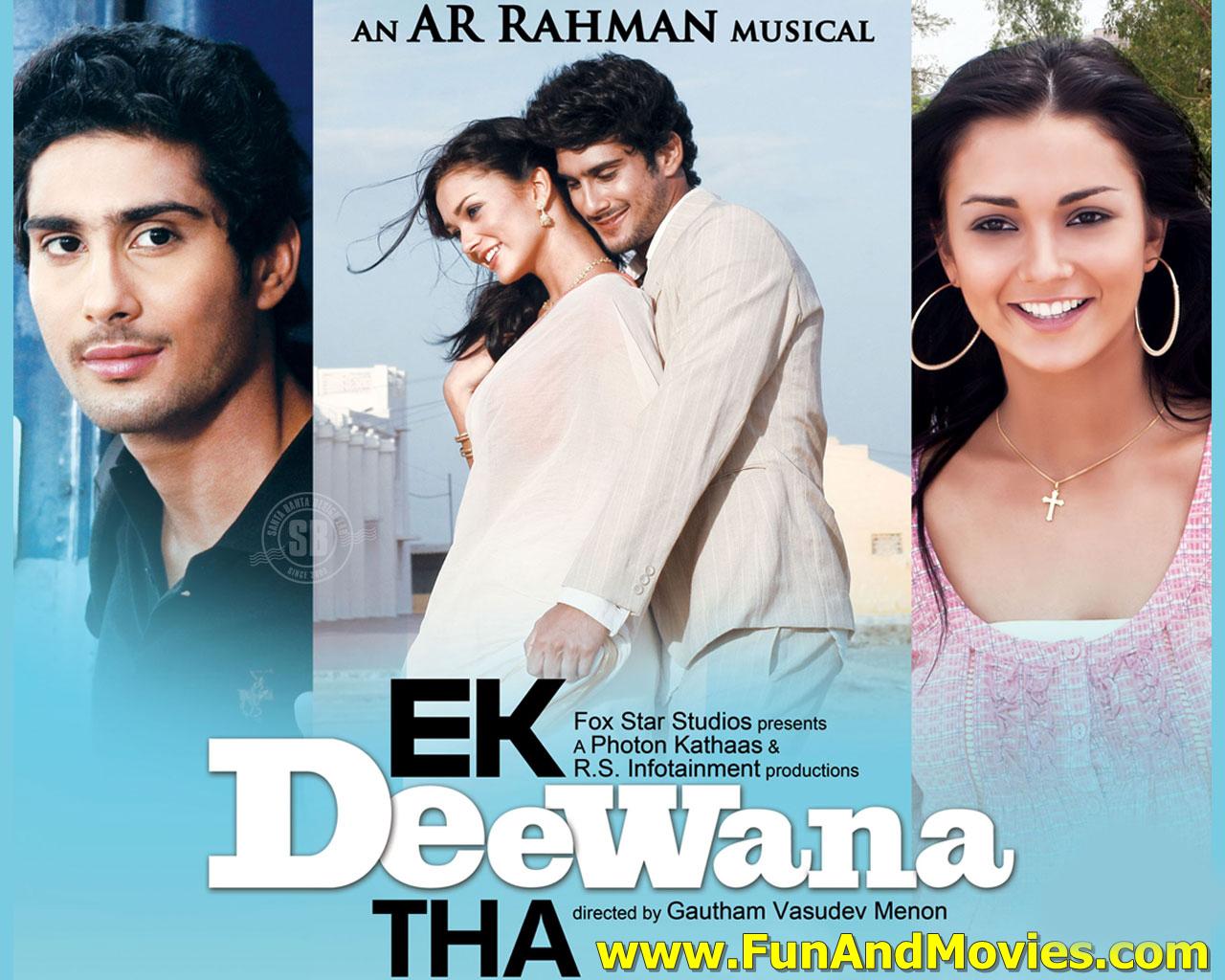 Ek Deewana Tha (2012) Hindi