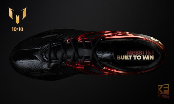 kasut bola adidas messi baru