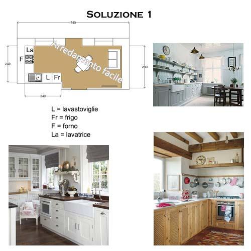 La lavatrice in cucina | Blog Arredamento - Interior Design