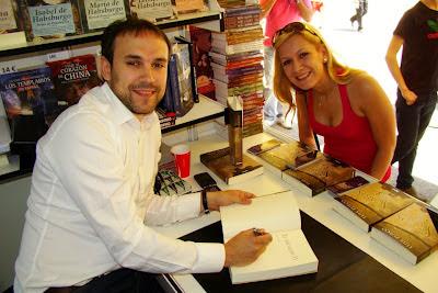 Feria del Libro Madrid 2012