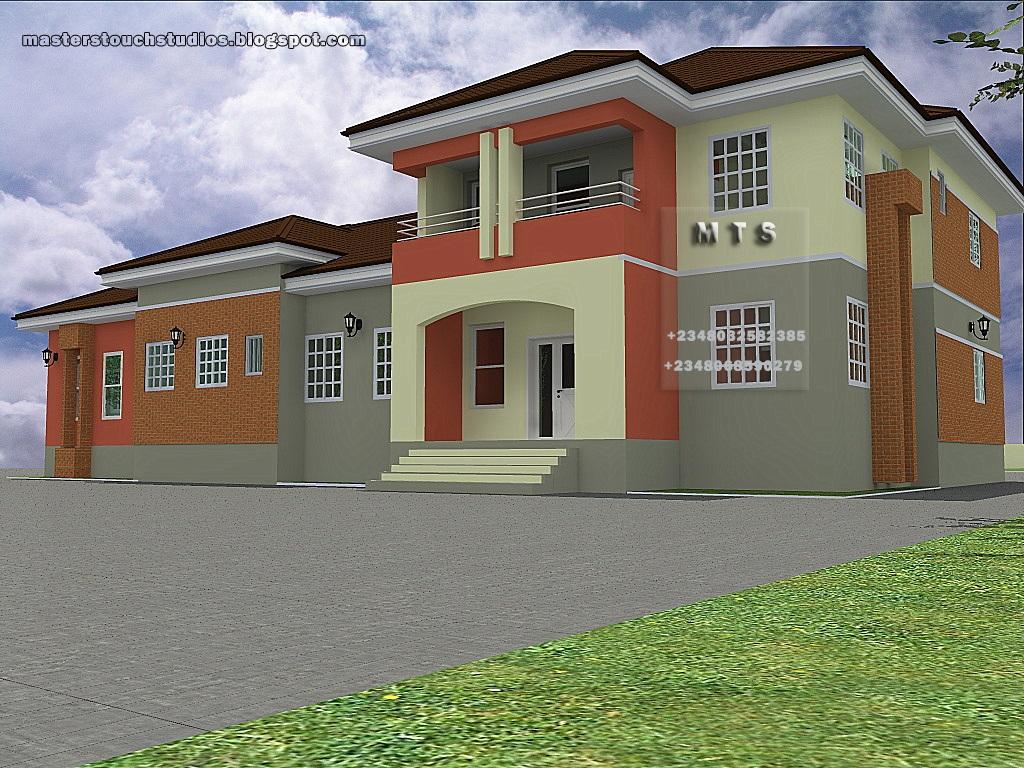 4 bedroom bungalow 3 bedroom duplex for 4 bedroom bungalow house designs