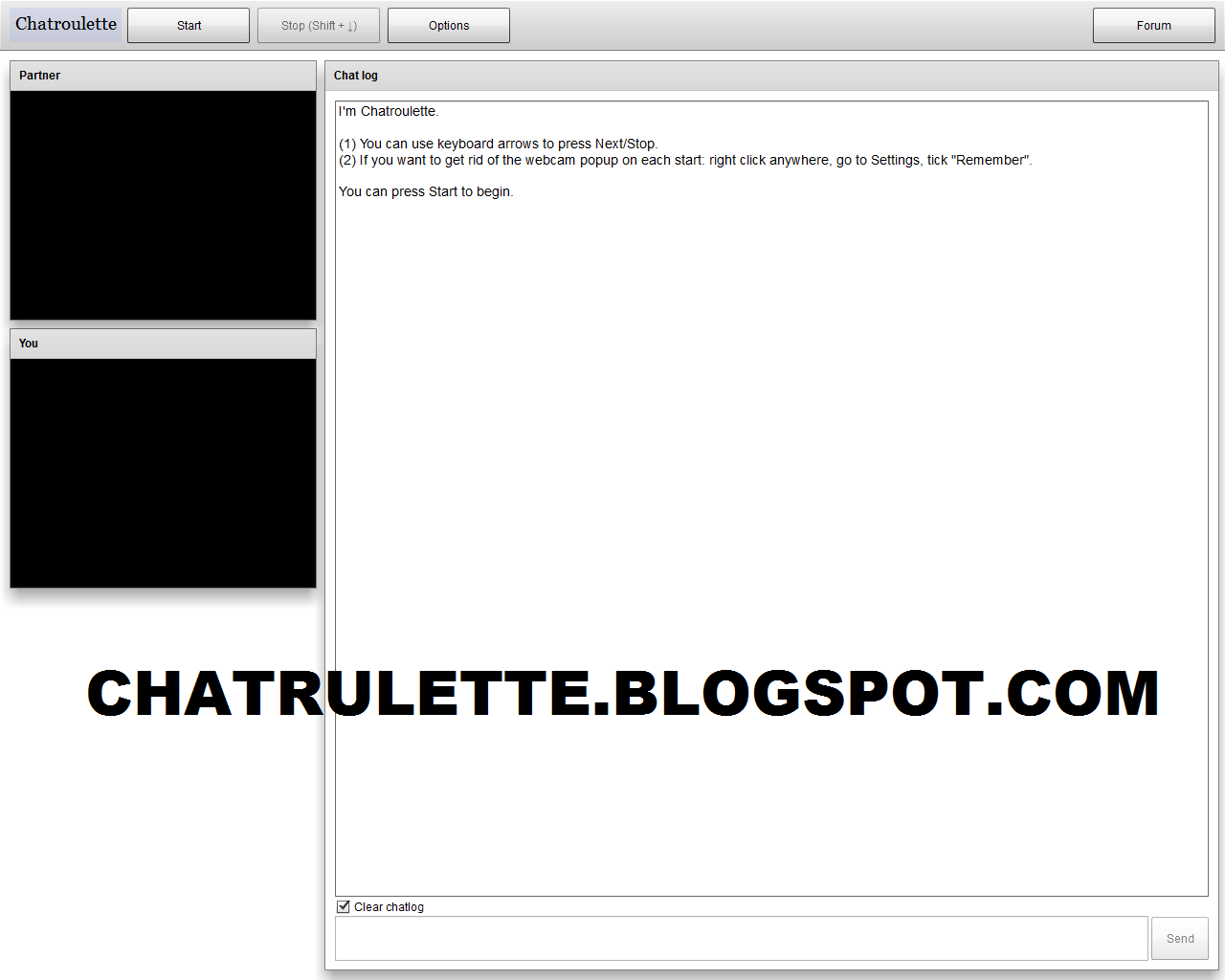 chatroulette 2011 versiyon