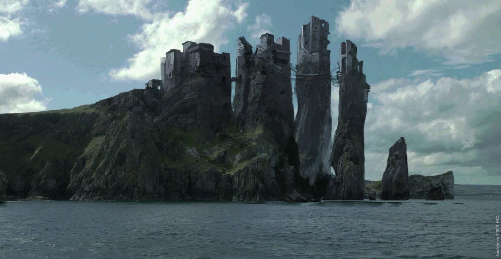 D Kirkland Vfx Game Of Thrones