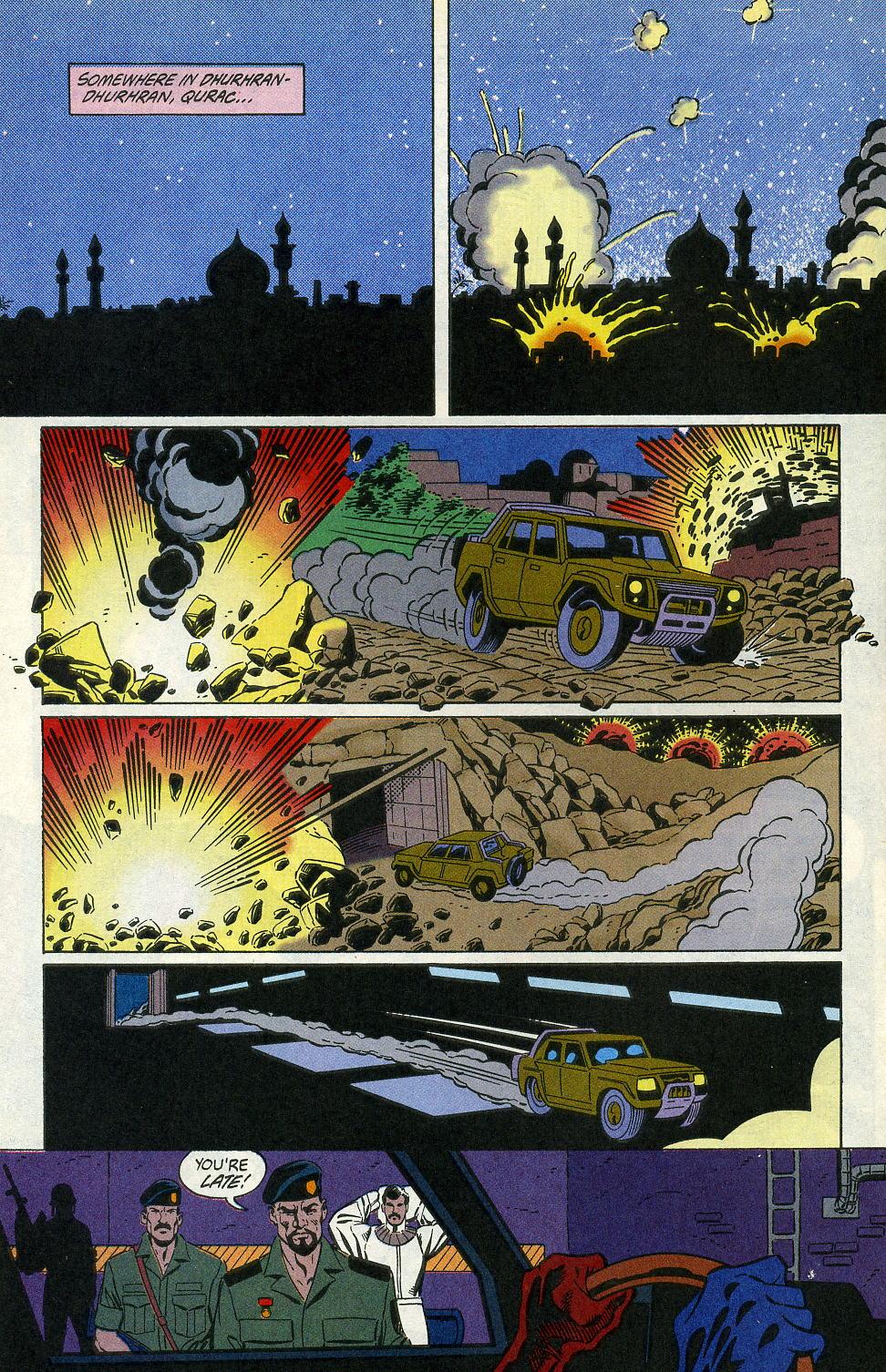 Deathstroke (1991) Issue #2 #7 - English 18