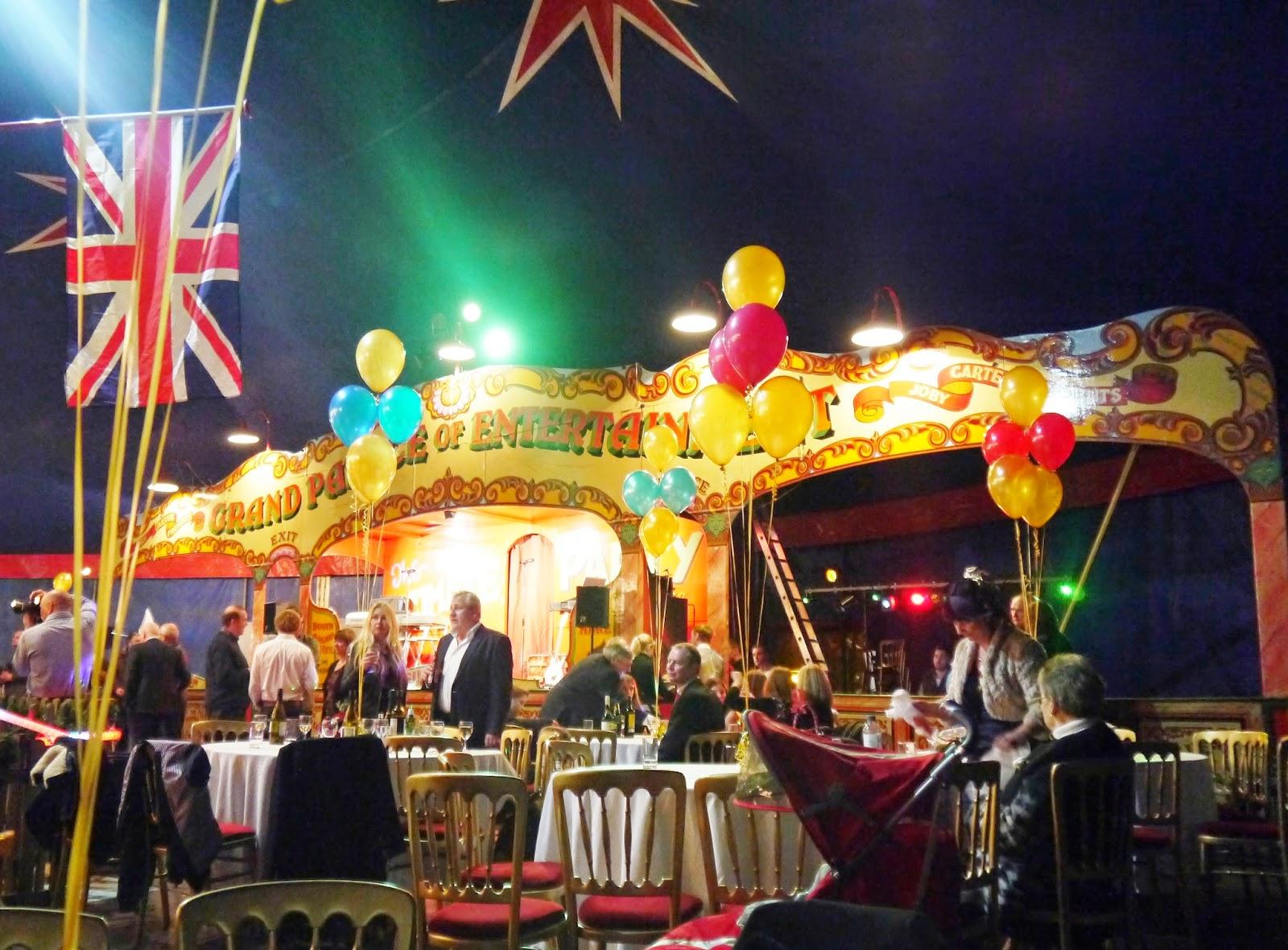Carters Steam Fair Wedding
