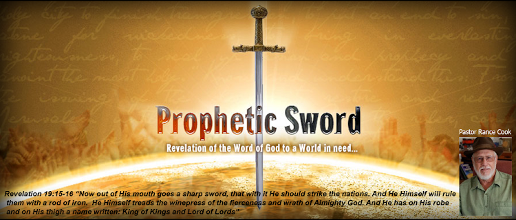 Prophetic Sword Picture