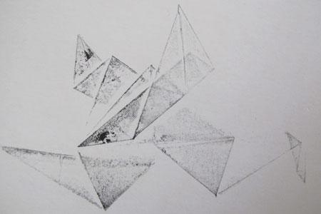 Oiseau de papier Nathalie Le Reste