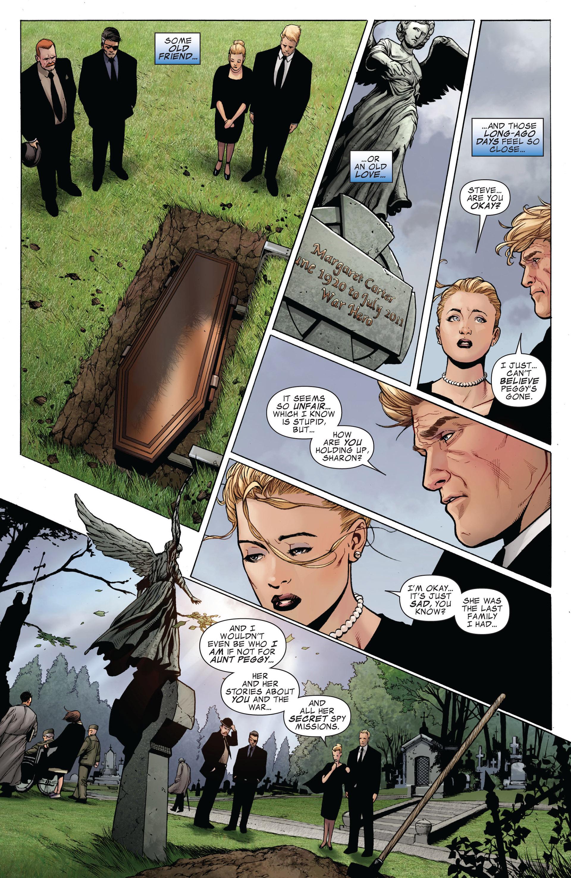Captain America (2011) Issue #1 #1 - English 6