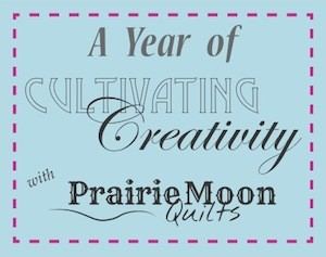 Prairie Moon Creativity Challenge