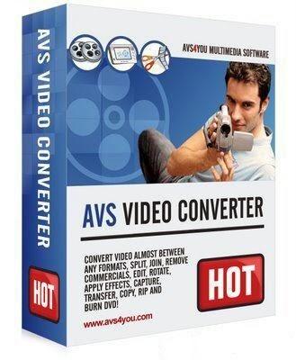 Baixe AVS Video Converter 8.4 Final