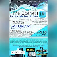 The Scene 2 Music Festival