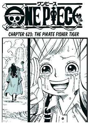 One PIece 623 One Piece manga 623 one Piece 624