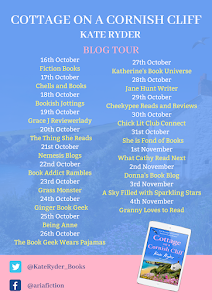 Blog Tour: Cottage on a Cliff