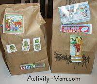 paper bag neighborhood