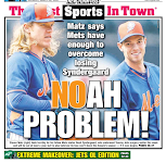 Hey, an old-fashioned Mets cover!