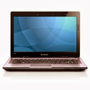 Harga Laptop Lenovo Ideapad G460