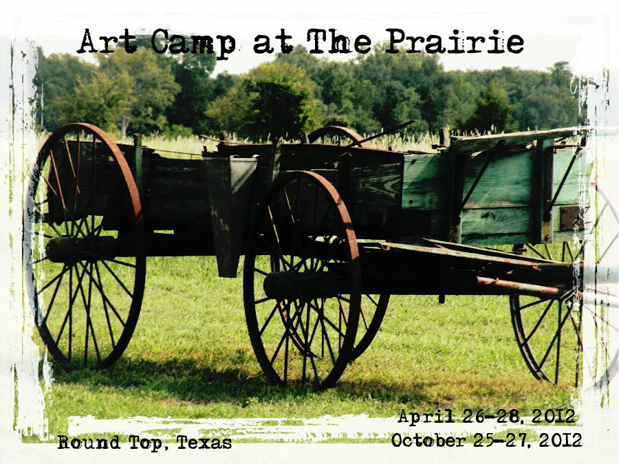 Art Camp at The Prairie