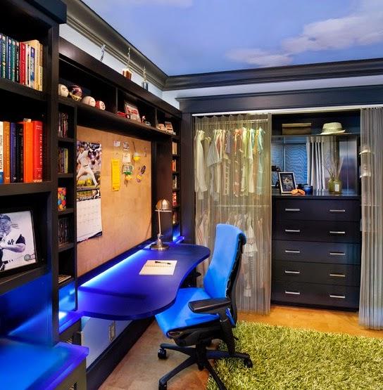tips desain interior kamar tidur anak laki laki
