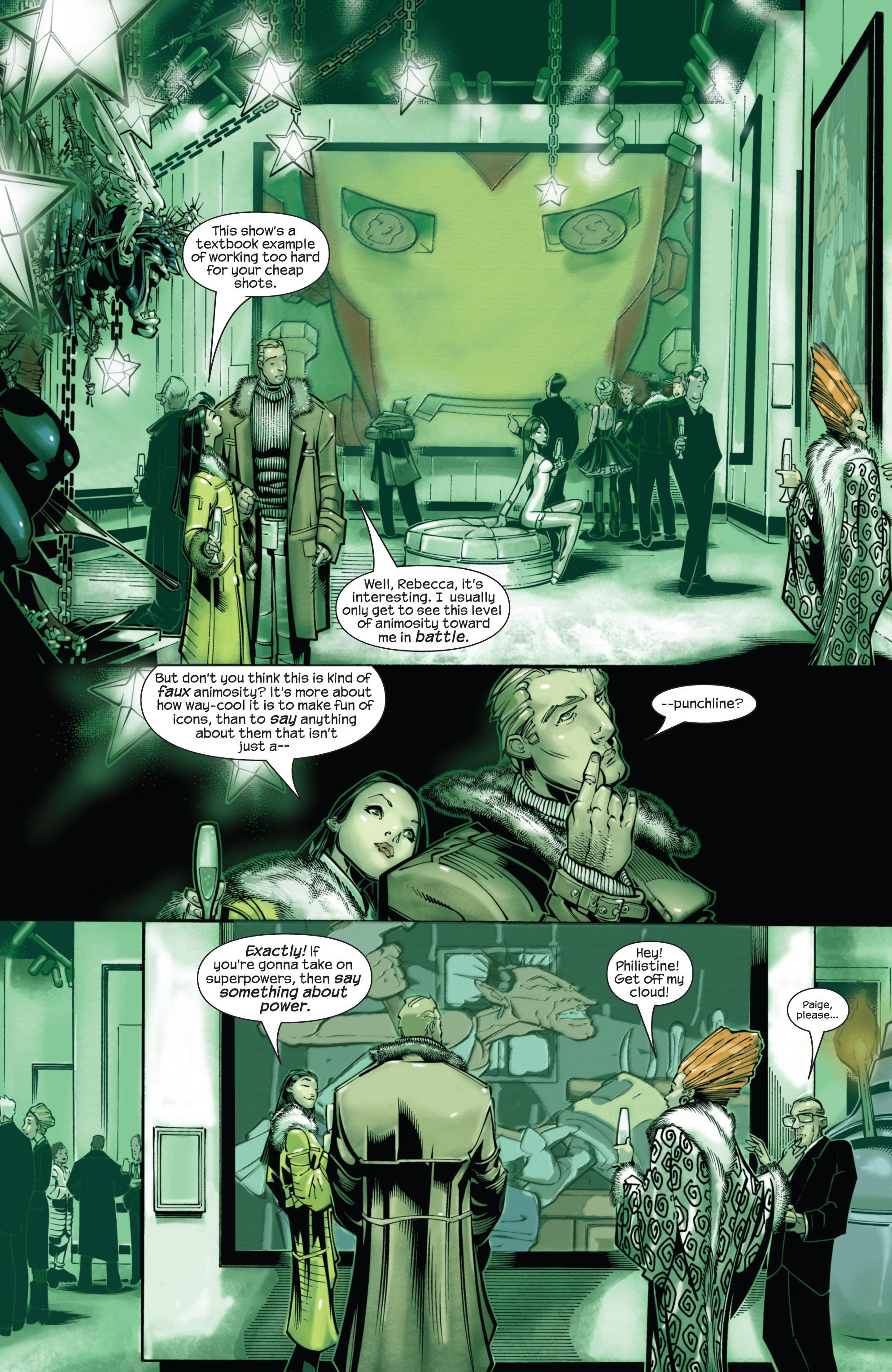 Captain America (2002) Issue #22 #23 - English 5