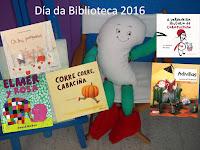 Día da Biblioteca 2016.
