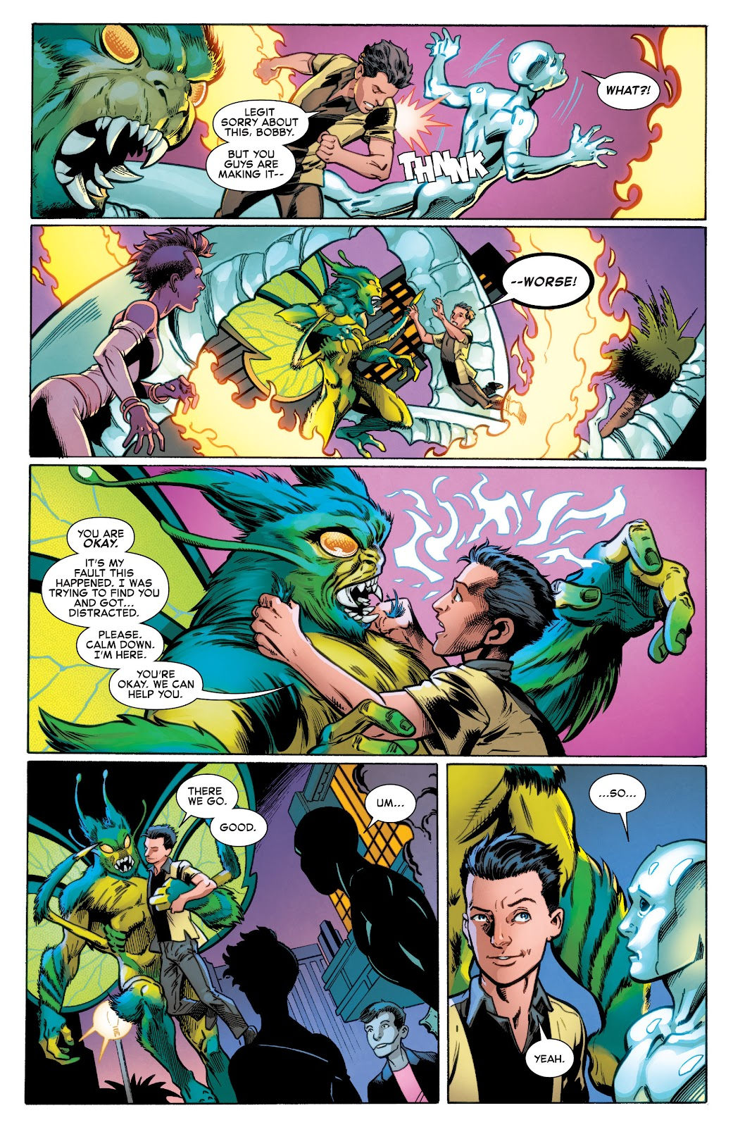 All-New X-Men (2016) Issue #13 #15 - English 17