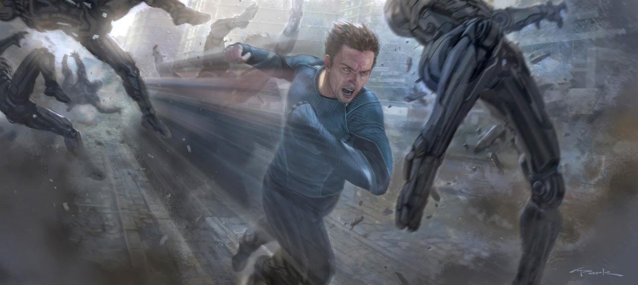 """Mercurio en """"Los Vengadores: La Era de Ultron"""""""