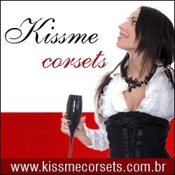 KISSMECORSETS -PARCEIRO DO BLOG!!!