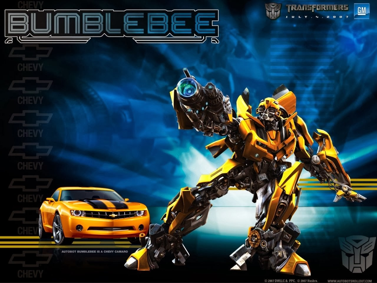 transformers wallpaper bumblebee  Wallpaper Bumblebee Transformers - beauty walpaper