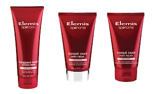 Elemis Tranquil Touch collection