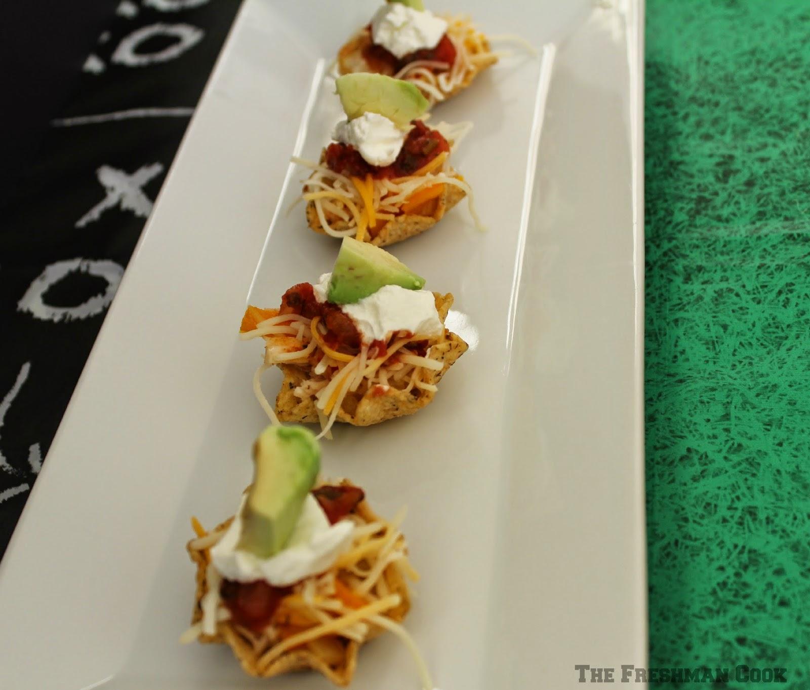 Fajita Appetizers