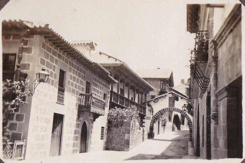 Exposición de Barcelona, 1932