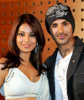 John abraham and Ex girlfriend Bipasha Basu