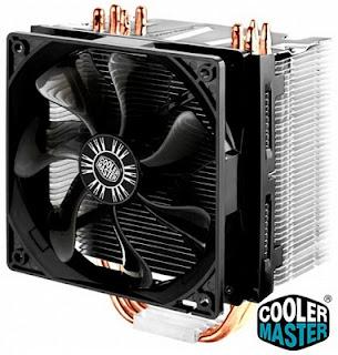 Cooler Master Hyper 412 PWM Pendingin Pertama Untuk Processor Sandy Bridge-E Socket LGA2011