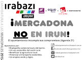 ¡MERCADONA NO EN IRUN!
