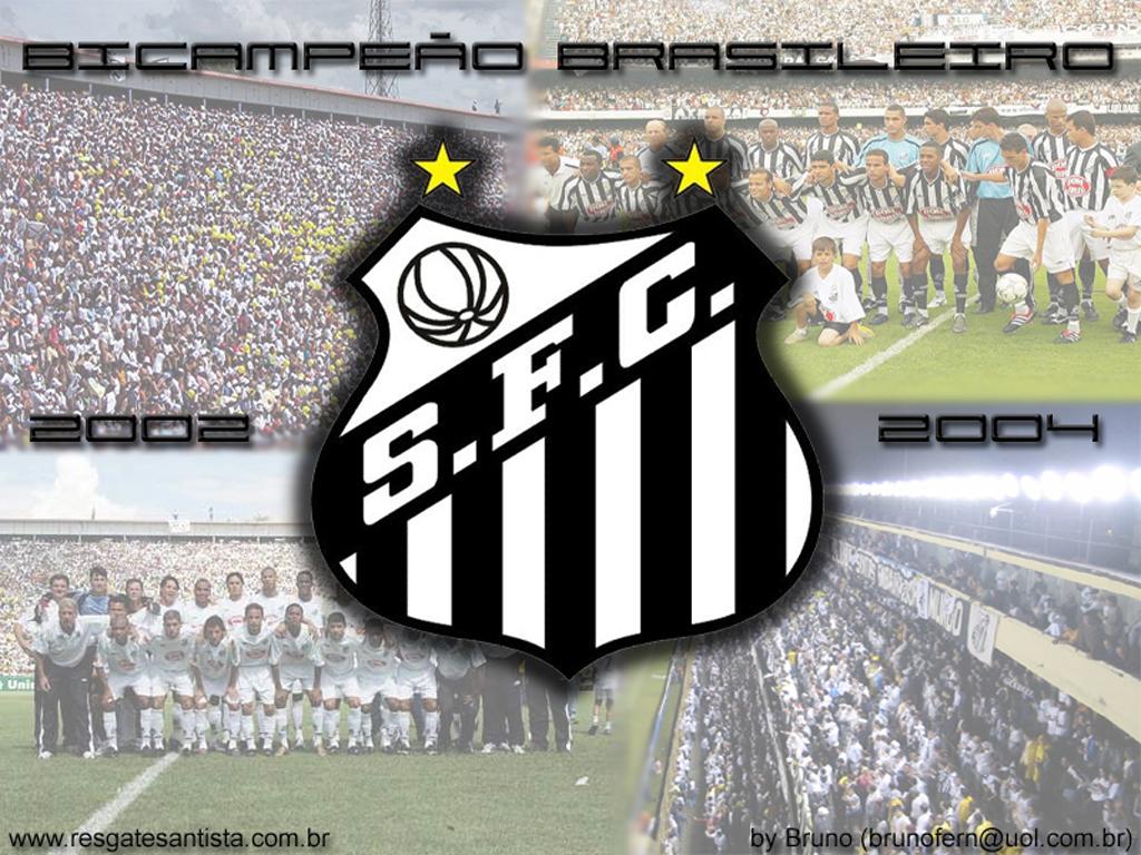 Santos Futebol Clube!