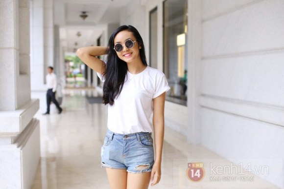 Hot girl Bảo Trân, anh dep Hot girl Bao Tran